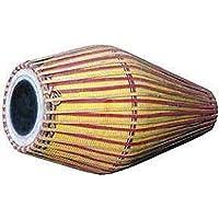 Vrindavan Bazaar Clay Mridangam drum-yellow