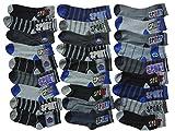 10 Stück Jungen Sneaker Socken Größe 32-39 Alle Preise inkl.