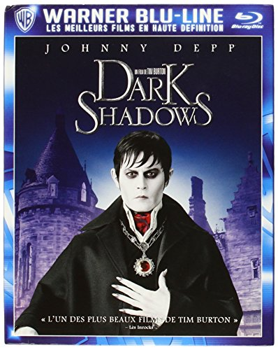 Dark Shadows [Francia] [Blu-ray]
