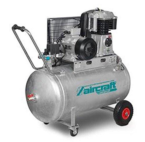 Preisvergleich Produktbild Aircraft - AIRPROFI 853/200 - Mobiler Kolbenkompressor für Handwerker mit Riemenantrieb