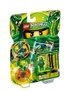 lego ninjago toupies 9574 jeu de construction lloyd. Black Bedroom Furniture Sets. Home Design Ideas