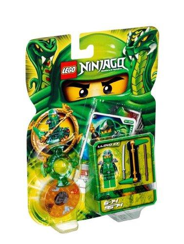 Lego Ninjago 9574 - Lloyd ZX (Waffen Ninja Coole)