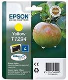 Epson T1294 - yellow - original - ink cartridge