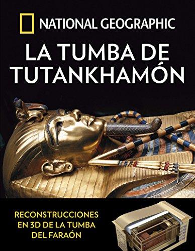 Tutankhamón (ARQUEOLOGIA) por NATIONAL GEOGRAPHIC