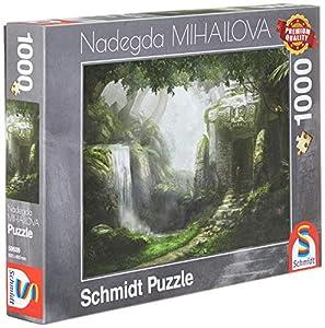 Schmidt Spiele Puzzle 59609nadegda mihailova Refugio, Puzzle de 1000Piezas