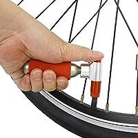 Swamp Paese CO2pompa Mini pompa per bicicletta Inflator Portable Ball pompa a mano, Pumpe