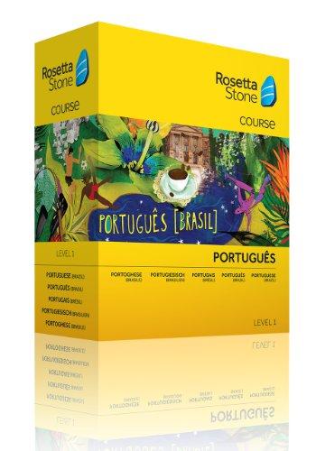 Rosetta Stone Portuguese (Brazil) Level 1 (PC/Mac)