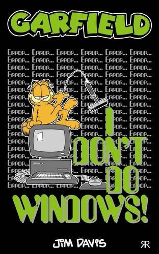 Garfield - I Don't Do Windows! (Garfield Pocket Books) by Jim Davis (2013-10-14)