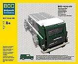 BOC-10242-MV Erweiterungsset VAN Countryman Farbe Grün Zubehör/Erweiterung für LEGO Mini Cooper 10242