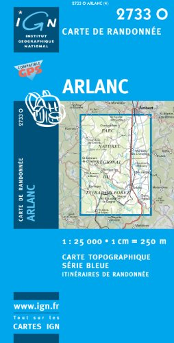 Arlanc GPS
