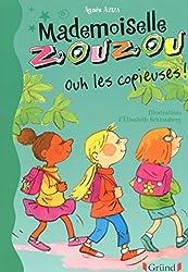 Mlle Zouzou - Tome 15 : Ouh les copieuses !