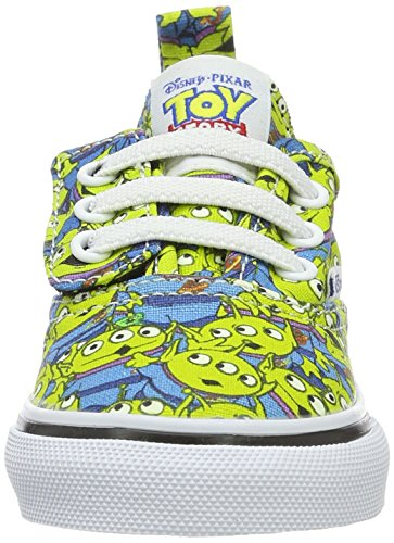Vans Authentic V Lace, Chaussures Marche Mixte Bébé Multicolore (Toy Story)