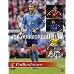 Fußball Superstars Posterkalender - Kalender 2017