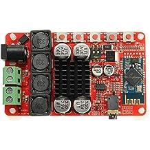 50W + 50W TDA7492 CSR8635 Inalámbrico Bluetooth 4.0 Receptor de audio Amplificador de la placa NE5532