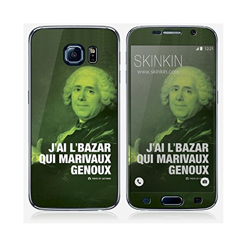 iPhone SE Case, Cover, Guscio Protettivo - Original Design : Samsung Galaxy S6 skin