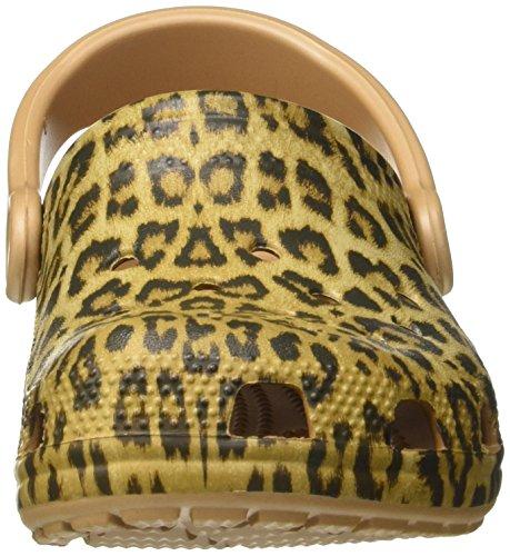 crocs Unisex-Erwachsene Clssclprd3clg Clogs Gold (Gold)