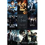 Set: Harry Potter, Alle Film-Plakate, In Englisch Poster (91x61 cm) Inklusive 1x 1art1® Collection Poster