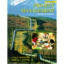 Project Management: A Managerial Approach by Jack R. Meredith (1994-12-30)