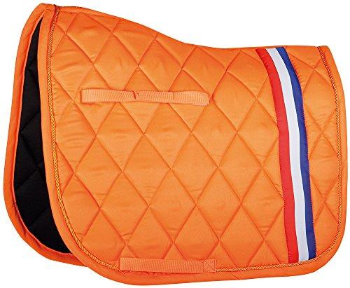 Harry's Horse 32000230-18cob vz Schabracke Dutch, S, orange (Horse Orange Schabracke)