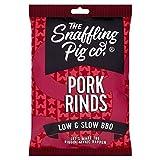 Snaffling cerdo cortezas de cerdo barbacoa 70g