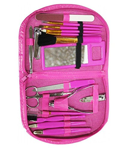 ElectroBee™18 in 1 Pedicure & Manicure Home Utility & Travel Accessories Kit Set