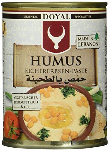 Doyal Humus Kichererbsenpaste, 400 g