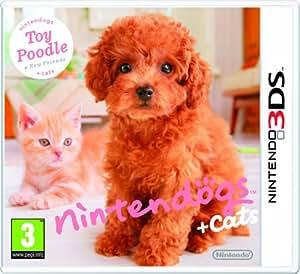 Nintendogs + Cats - Toy Poodle + New Friends (Nintendo 3DS)