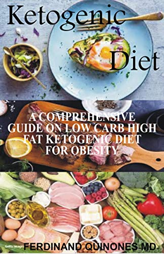 KETOGENIC DIET: A comprehensive guide on low carb high fat ketogenic diet for obesity (English Edition) (M Macadamia-m Und)