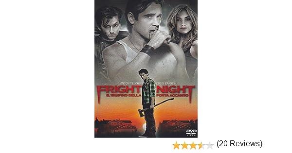 Fright Night Il Vampiro Della Porta Accanto Amazonit