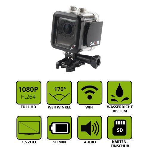 SJCAM M10+ Full HD Action cam