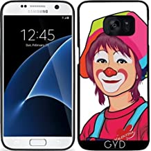 Coque Silicone pour Samsung Galaxy S7 (SM-G930) - Amusant Drôle De Clown Fraîche by WonderfulDreamPicture