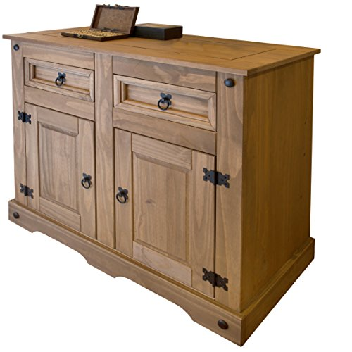 corona-mexican-pine-large-sideboard-2-drawers-2-doors-rustic-design