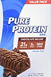 Pure Protein® Chocolate Deluxe, 50 gram, 6 count (Pack of 2)