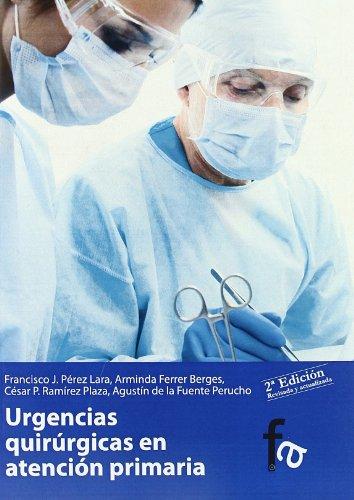 Urgencias Quirurgicas En Atencion (Quirofano) por Aa.Vv.