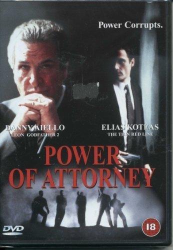 POWER OF ATTORNEY DVD by Danny Aiello