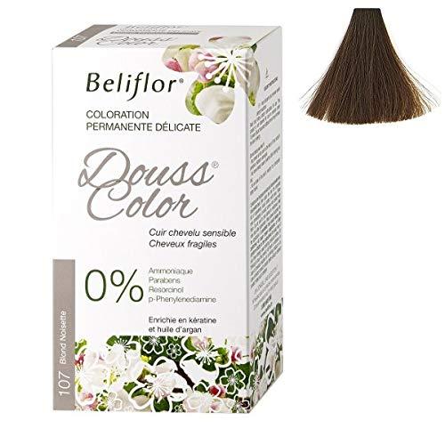Beliflor - Coloration Dousscolor Blond Noisette 131ml - 134Ml - Vendu par pièce - Livraison Gratuit en France