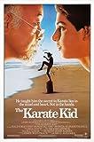 The Karate Kid poster di film Stampa misura circa 12x 8pollici