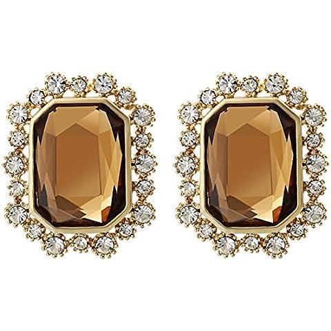 ZWX L'Europa e orecchini di qualità moda esagerata/ elegante decorativi orecchini/ Orecchini/ gioielli montaggio-B