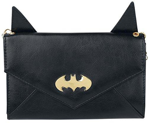 Batman-Ears-Geldbrse-schwarz