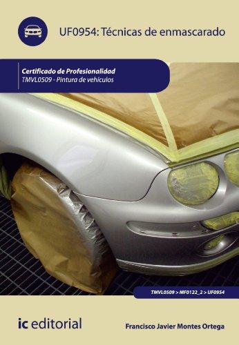 Técnicas de enmascarado. TMVL0509 (Spanish Edition)