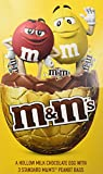 M&M's Peanut Extra Large Chocolate Easter Egg, 313 g, Pack...