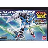 Little Battlers W (double) LBX Icarus Force (Limited Clear Ver.) (japan import) by Little Battlers eXperience