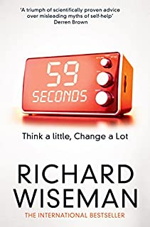 59 Seconds: Think a Little, Change a Lot (English Edition) (B003GUBINE) | Amazon price tracker / tracking, Amazon price history charts, Amazon price watches, Amazon price drop alerts