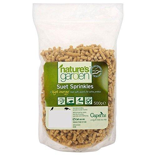 Natur Garten Suet Sprinkles (500g) - Packung mit 2