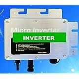 GOWE 260 W IP 65 impermeable solar micro inversor grid esmerilón Entrada DC 22V - 50V, salida CA 120 V, 230 V