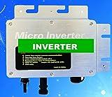 Gowe? Gowe 260W IP 65Wasserdicht Micro Solar Grid gebunden Wechselrichter Input DC 22Gleichspannungswandler, Ausgang AC 120V, 230V