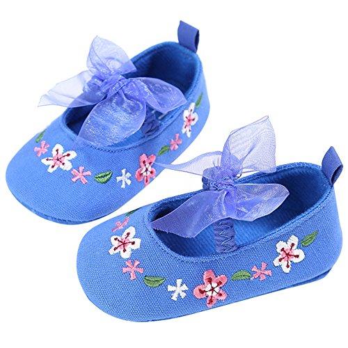 Silveroneuk  140281, Baby Mädchen Lauflernschuhe, Siehe Abbildung - Größe: 6-12 Monate