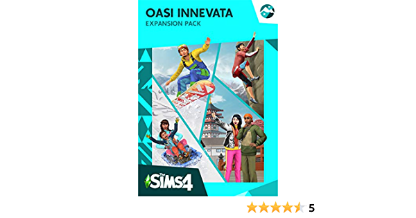 The Sims 4 Oasi Innevata (EP10) | Codice Origin per PC/Mac