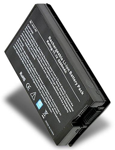Batterie de remplacement pour Asus A32-F80A (5200mAh/10.8V)