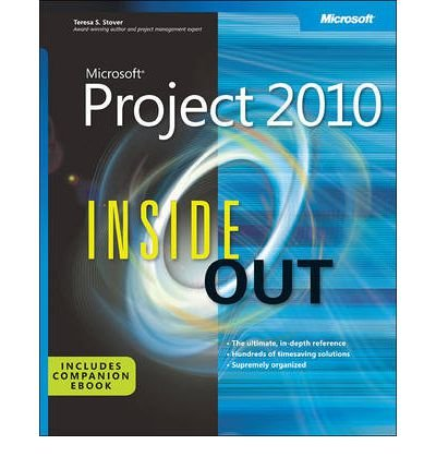 [ MICROSOFT PROJECT 2010 INSIDE OUT BY MCNULTY, CHRISTOPHER F.](AUTHOR)PAPERBACK